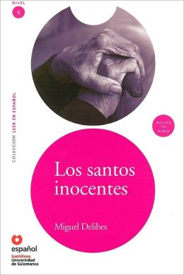 Los santos inocentes (Libro + CD)