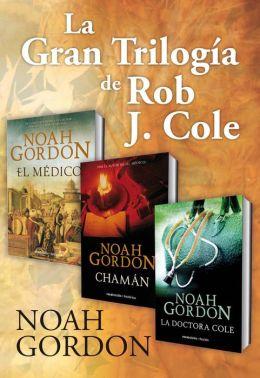 La gran trilogía de Rob J. Cole