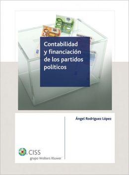 Contabilidad y financiación de los partidos políticos
