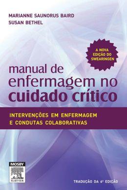 Manual de Enfermagem no Cuidado Crítico