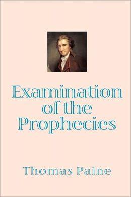 Examination Of The Prophecies