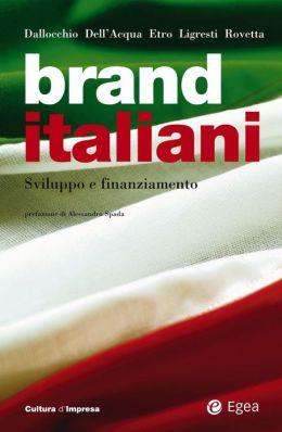 Brand italiani: Sviluppo e finanziamento