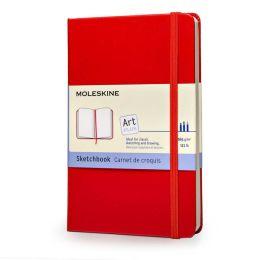 Moleskine Classic Red Pocket Sketchbook