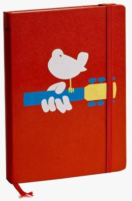 Moleskine Woodstock Music Notebook (5
