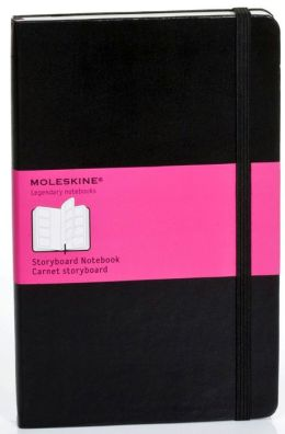 Moleskine Classic Large Storyboard Notebook