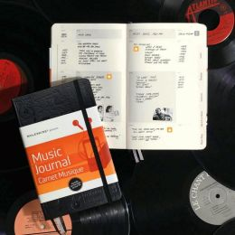 Moleskine Passions Music Journal