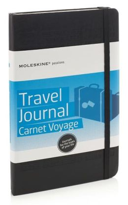 Moleskine Passions Travel Journal
