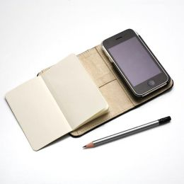Moleskine Folio Digital iPhone 3G/3GS Cover