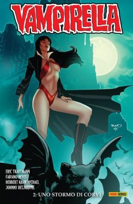 Vampirella volume 2: Uno stormo di corvi (Collection)