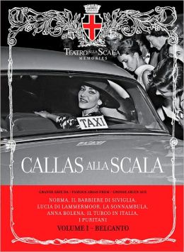 Callas alla Scala, Vol. 1