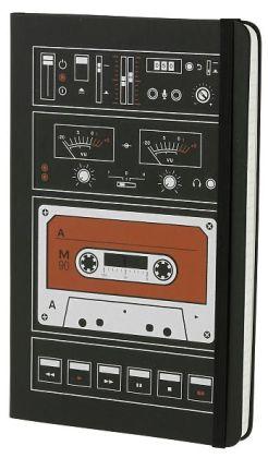 Moleskine Limited Edition Audio Cassette Large Ruled 5x8.25