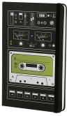 Product Image. Title: Moleskine Limited Edition Audio Cassette Large Plain 5x8.25