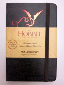 Moleskine Limited Edition Hobbit Notebook Plain Pocket