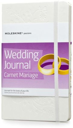 Moleskine Passions Wedding Journal