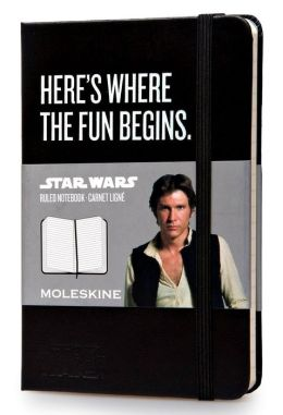 Moleskine Limited Edition Star Wars Pocket Ruled Notebook