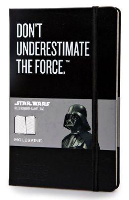 Moleskine Limited Edition Star Wars Large Ruled Notebook