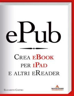 ePub-Crea eBook per iPad e altri eReader