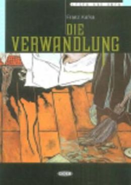 Die Verwandlung (The Metamorphosis) Book/Cd