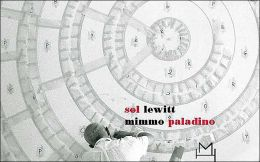 Sol LeWitt and Mimmo Paladino