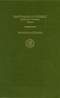 Nag Hammadi Codex I (The Jung Codex): II. Notes.