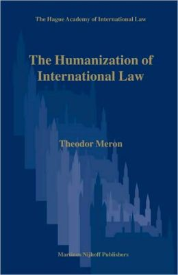 The Humanization of International Law