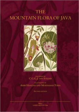 Mountain flora of Java, 2nd edition