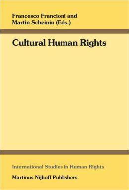 Cultural Human Rights
