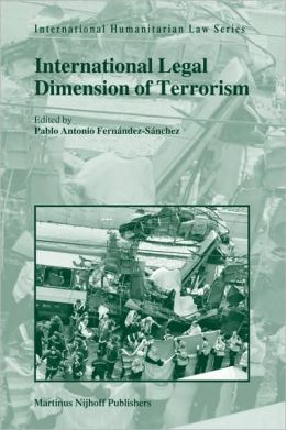 International Legal Dimension of Terrorism