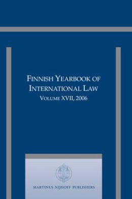 Finnish Yearbook of International Law, Volume 17 (2006)