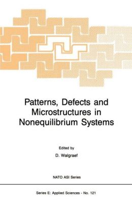 Patterns, Defects and Microstructures in Nonequilibrium Systems: Applications in Materials Science