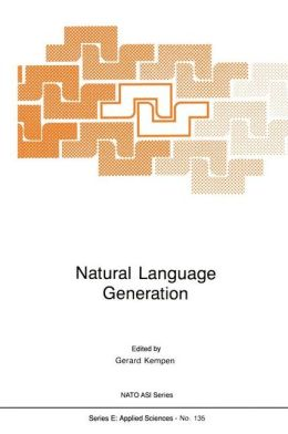 Natural Language Generation: New Results in Artificial Intelligence, Psychology and Linguistics