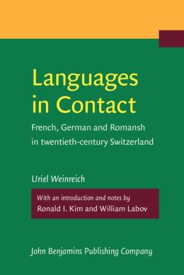 Languages in Contact: French, German and Romansh in twentieth-century Switzerland