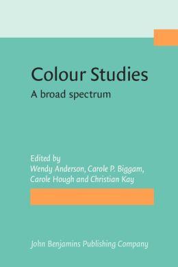 Colour Studies: A broad spectrum