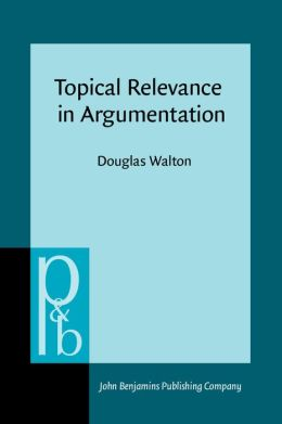 Topical Relevance in Argumentation