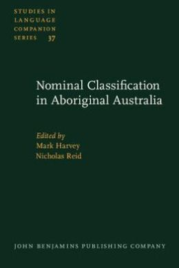 Nominal Classification in Aboriginal Australia