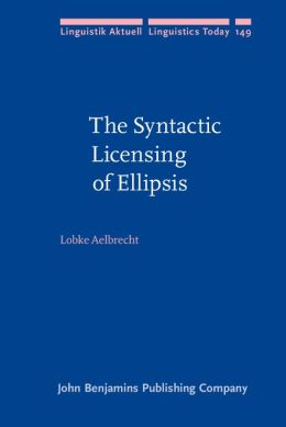 The Syntactic Licensing of Ellipsis