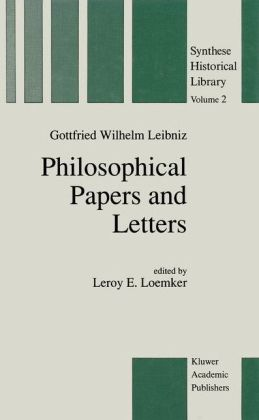 Philosophical Papers and Letters: A Selection