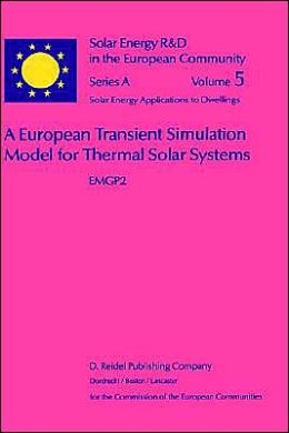 A European Transient Simulation Model for Thermal Solar Systems: EMGP 2