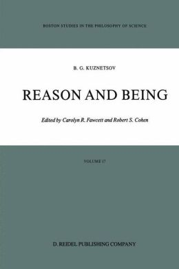 Reason and Being
