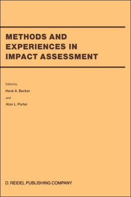 Methods and Experiences in Impact Assessment