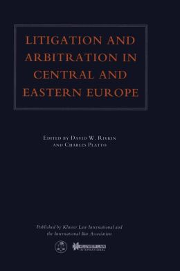Litigation & Arbitration In Central & Eastern Europe