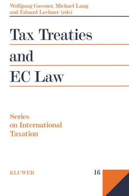 Tax Treaties And The Ec Law