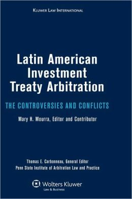 Latin American Investment Treaty Arbitration