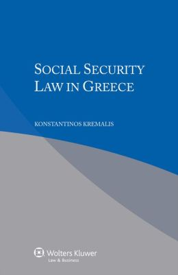 Social Security Law in Greece