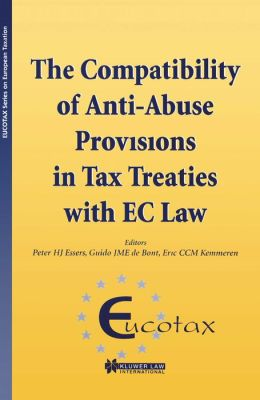 Eucotax Series On European Taxation