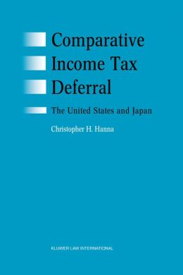 Comparative Income Tax Deferral, The Us And Japan