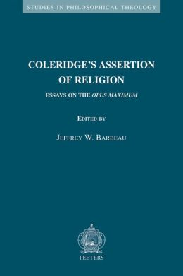 Coleridge's Assertion of Religion