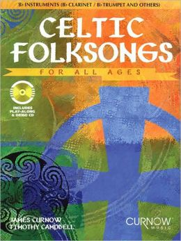 Celtic Folksongs for All Ages: Bb Instruments