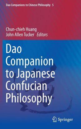 Dao Companion to Japanese Confucian Philosophy