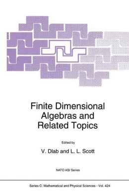 Finite Dimensional Algebras and Related Topics